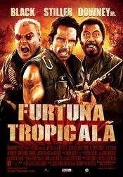 Tropic Thunder (2008) - Filme online gratis subtitrate in romana