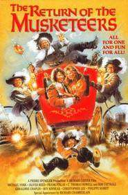 The Return of the Musketeers (1989) - filme online