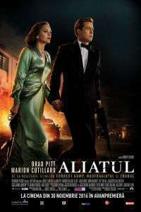 Allied – Aliatul (2016) – filme online