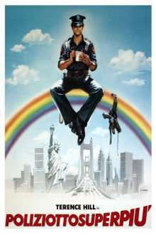 Poliziotto superpiu - Superpolițistul (1980)