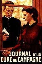 Journal d'un cure de campagne – Jurnalul unui preot de țară (1951) – filme online