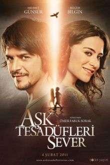 Ask Tesadüfleri Sever - Dragostea iubește coincidențele (2011) - filme online