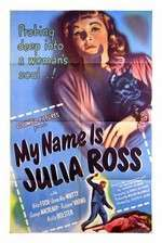 My Name Is Julia Ross (1945) – filme online