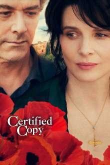 Copie conforme - Certified Copy (2010) - filme online