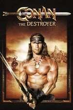 Conan the Destroyer - Conan Distrugătorul (1984)