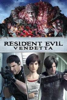 Resident Evil: Vendetta  (2017) - filme online