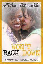 Won't Back Down (2012) - filme online