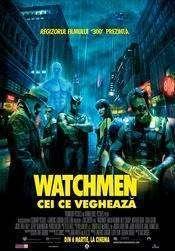 Watchmen - Cei ce veghează (2009) - filme online