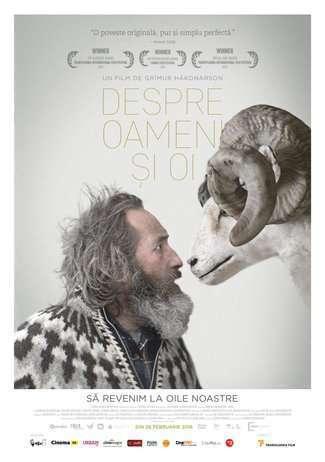 Rams - Despre oameni și oi (2015) - filme online