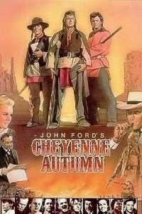 Cheyenne Autumn - Toamna Cheyenilor (1964) - filme online