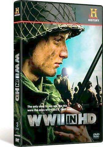 World War II in Colour ( 2009 )  documentar