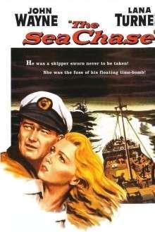 The Sea Chase – Urmărire pe mare (1955)