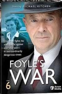 Foyle's War – Războiul lui Foyle (2002) Serial TV – Sezonul 02