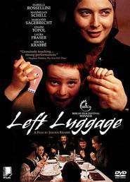 Left Luggage - Moștenire îngropată (1998) - filme online