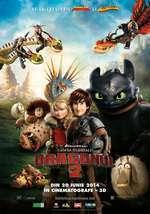 How to Train Your Dragon 2 – Cum să îţi dresezi dragonul 2 (2014)