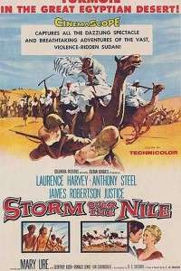 Storm Over the Nile (1955) - filme online