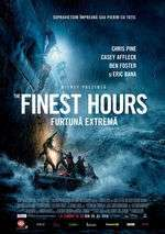 The Finest Hours - Furtună Extremă (2016)