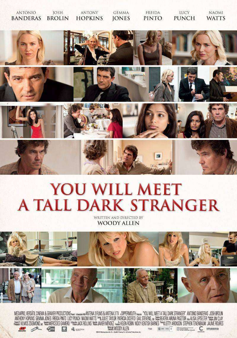 You Will Meet A Tall Dark Stranger (2010) - filme online subtitrate gratis