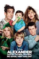 Alexander and the Terrible, Horrible, No Good, Very Bad Day - Alexander şi cea mai oribilă zi (2014) - filme online