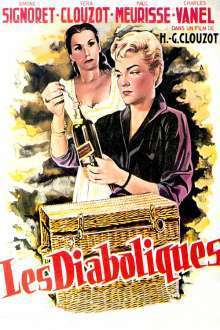Les Diaboliques - Diabolicele (1955) - filme online
